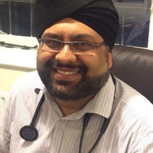 Dr Gurminder Khamba Consultant Renal Surgeon|Dr Peter Kabunga Consultant Cardiologist|
