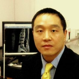 Mr Steven Lau Consultant Orthopaedic Spinal Surgeon